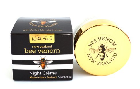 Bee Venom Nightcreme
